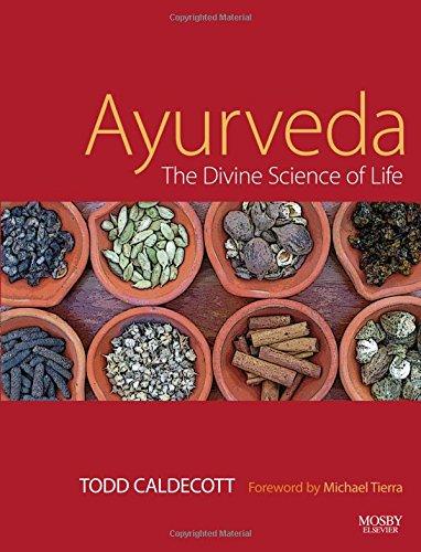 9780723434108: Ayurveda: The Divine Science of Life, 1e