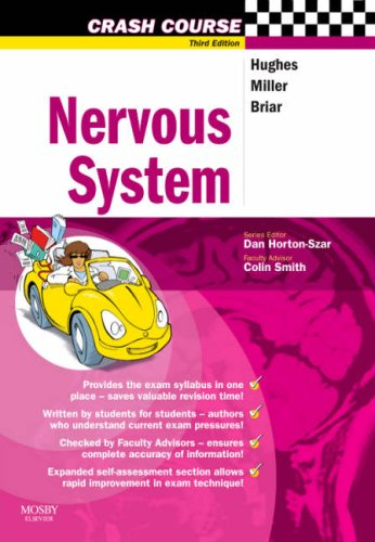 9780723434290: Nervous System (Crash Course - UK)