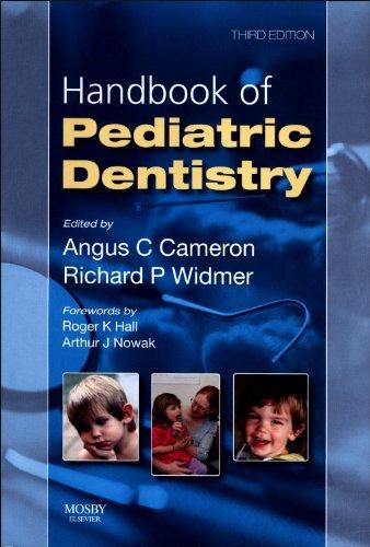 9780723434528: Handbook of Pediatric Dentistry, 3e