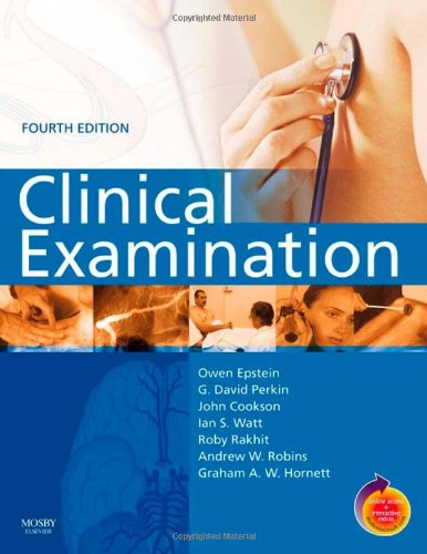 9780723434542: Clinical Examination: With STUDENT CONSULT Access, 4e