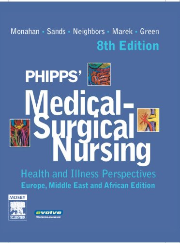 9780723434566: Phipps' Medical-Surgical Nursing: Health and Illness Perspectives