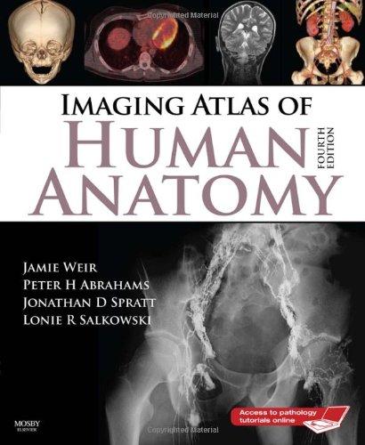 9780723434573: Imaging Atlas of Human Anatomy