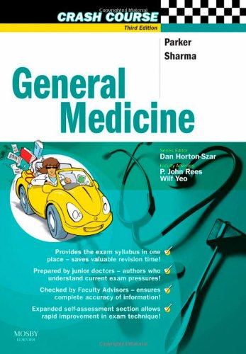 9780723434610: General Medicine (Crash Course (Libraries Unlimited))