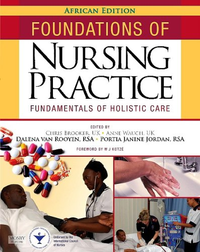 9780723434832: Foundations of Nursing Practice