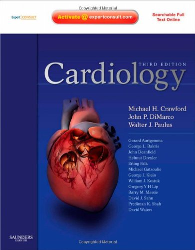 9780723434856: Cardiology: Expert Consult - Online and Print, 3e