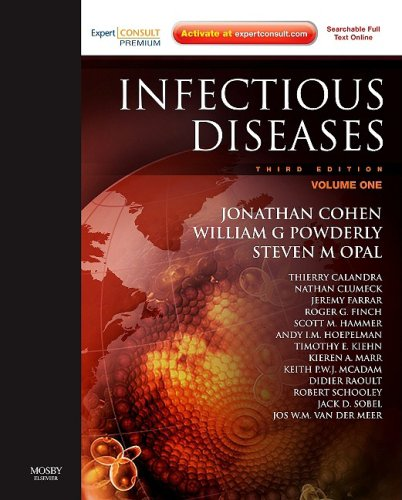 9780723435037: Infectious Diseases: Expert Consult Premium Edition: Enhanced Online Features and Print, 3e
