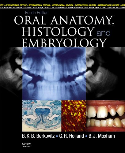 9780723435518: Oral Anatomy, Histology and Embryology