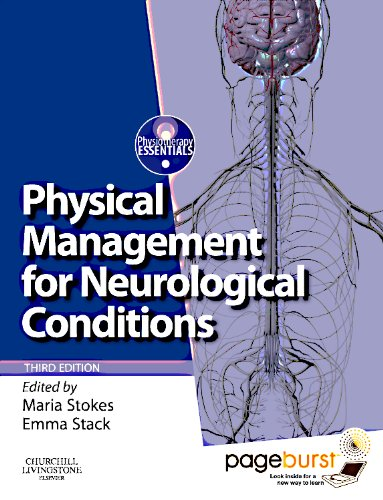9780723435600: Physical Management for Neurological Conditions with PAGEBURST ACCESS: [Formerly Physical Management in Neurological Rehabilitation], 3e