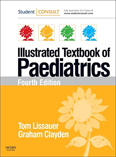 9780723435655: Illustrated Textbook of Paediatrics, with STUDENTCONSULT Online Access, 4th Edition