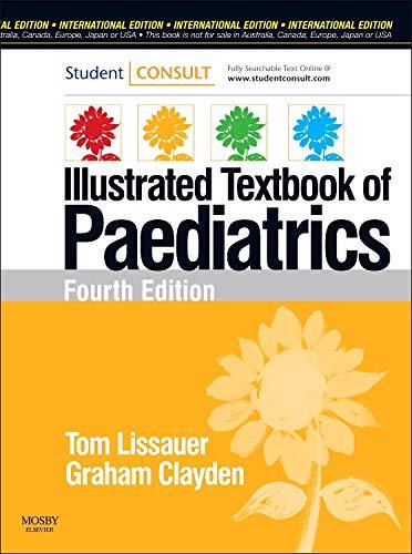 9780723435662: Illustrated Textbook of Paediatrics