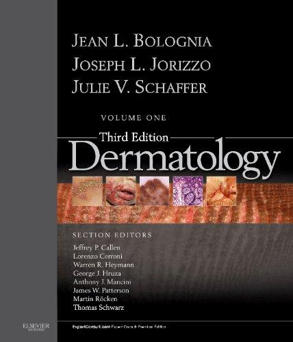 9780723435716: Dermatology: 2-Volume Set: Expert Consult Premium Edition - Enhanced Online Features and Print, 3e (Bolognia, Dermatology)