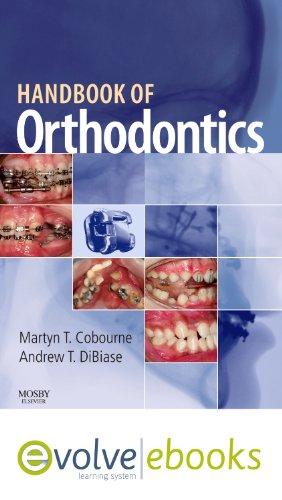 9780723435952: Handbook of Orthodontics
