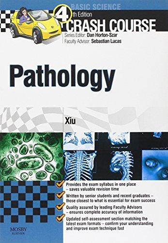 9780723436195: Crash Course Pathology, 4e