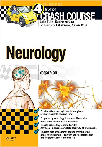 9780723436478: Crash Course Neurology, 4e