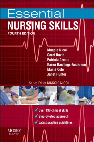 9780723436942: Essential Nursing Skills: Clinical skills for caring, 4e (Essential Skills for Nursing)