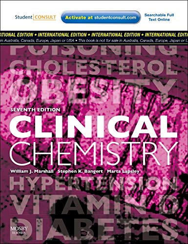 9780723437048: Clinical Chemistry: With STUDENT CONSULT Access, 7e