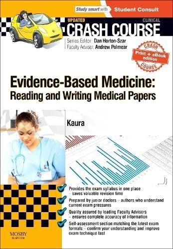 9780723438694: Crash Course Evidence-Based Medicine: Reading