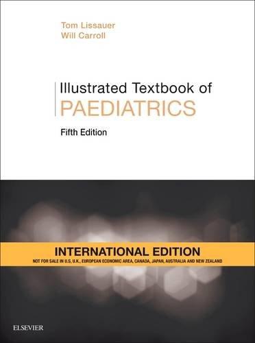 9780723438724: Illustrated Textbook of Paediatrics