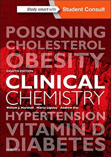 9780723438816: Clinical Chemistry, 8e