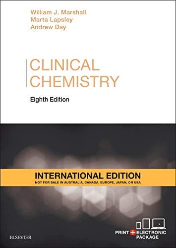 9780723438823: Clinical Chemistry, International Edition