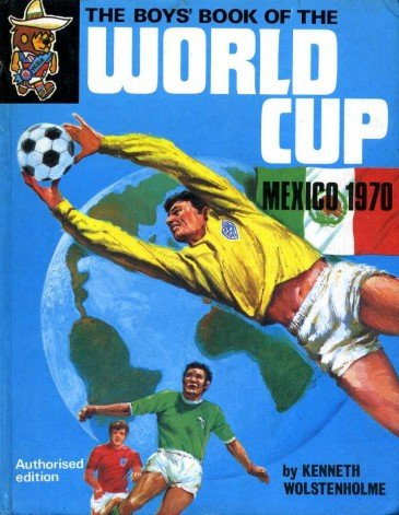 9780723500551: Boys' Book of the World Cup