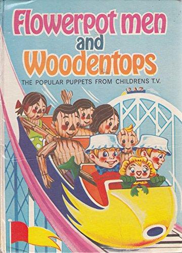9780723500957: Flowerpot Men and Woodentops Annual 1971
