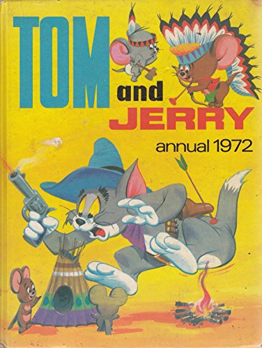 9780723501275: Tom and Jerry Annual 1972