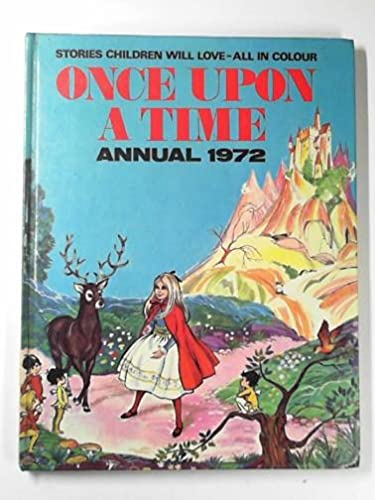 9780723501329: Once Upon a Time Annual 1972