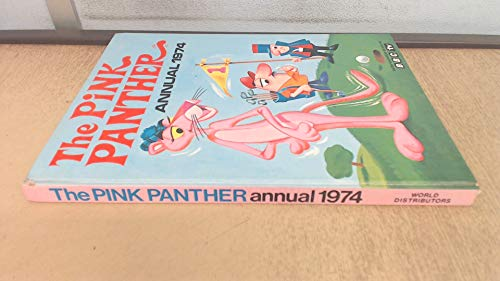 9780723501978: The Pink Panther Annual 1974