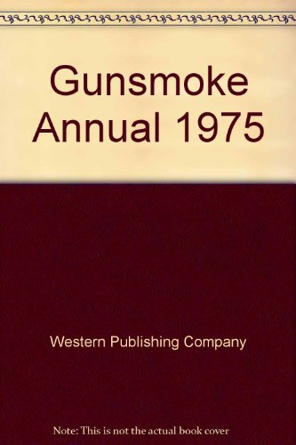 Gunsmoke Annual 1975