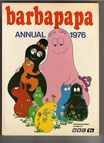 9780723503316: BARBAPAPA ANNUAL 1976