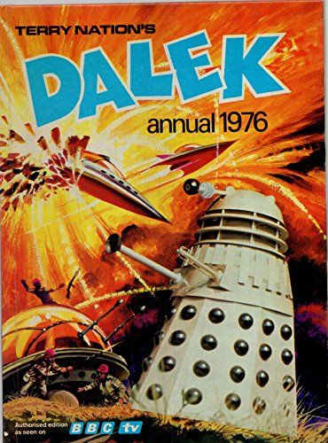 9780723503392: Terry Nation's Dalek Annual 1976