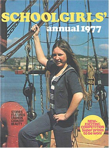 9780723503590: Schoolgirls' Annual 1977