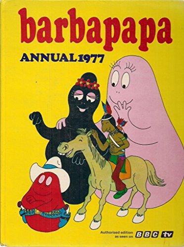 Barbapapa Annual 1977: TISON & TAYLOR