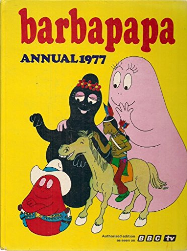 9780723503729: Barbapapa Annual 1977