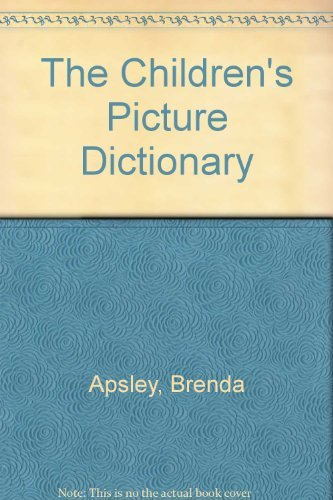 9780723509486: The Children's Picture Dictionary