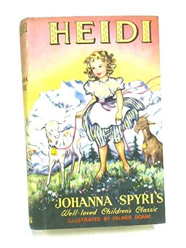Johanna Spyri's Heidi: Johanna Spyri