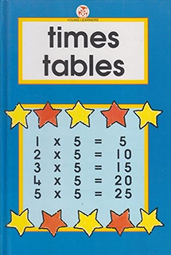 9780723524717: Times Tables (Little Owl Young Learners)