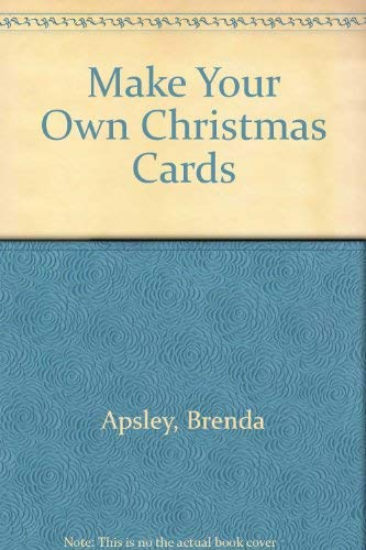 9780723530176: Make Your Own Christmas Cards
