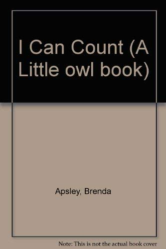 9780723549581: I Can Count (A Little owl book)