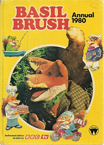 9780723565581: Basil Brush Annual 1980