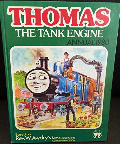 9780723565611: THOMAS THE TANK ENGINE ANNUAL 1980