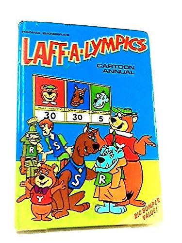 Hanna-Barbera's Laff-A-Lympics Cartoon Annual: Mark Evanier