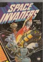 9780723566595: SPACE INVADERS ANNUAL 1983