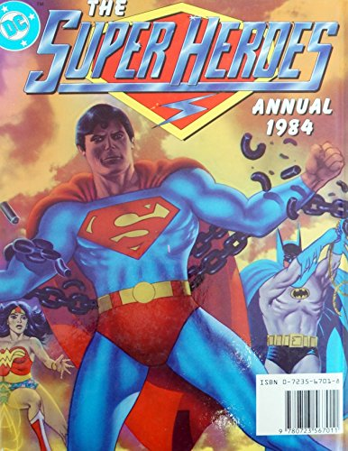9780723567011: THE SUPER HEROES ANNUAL 1984