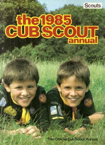 9780723567127: The 1985 Cub Scout Official Annual :