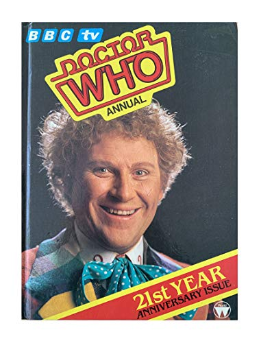 9780723567196: Doctor Who Annual - 21st Year Anniversary Issue
