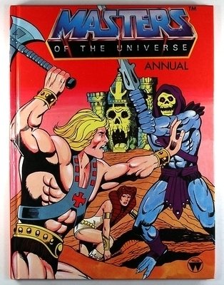 9780723567233: Masters of the Universe Annual
