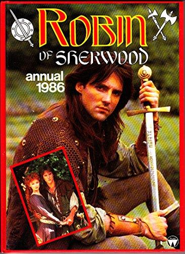 9780723567585: Robin of Sherwood Annual 1986