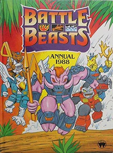 9780723568193: Battle Beasts Annual 1988